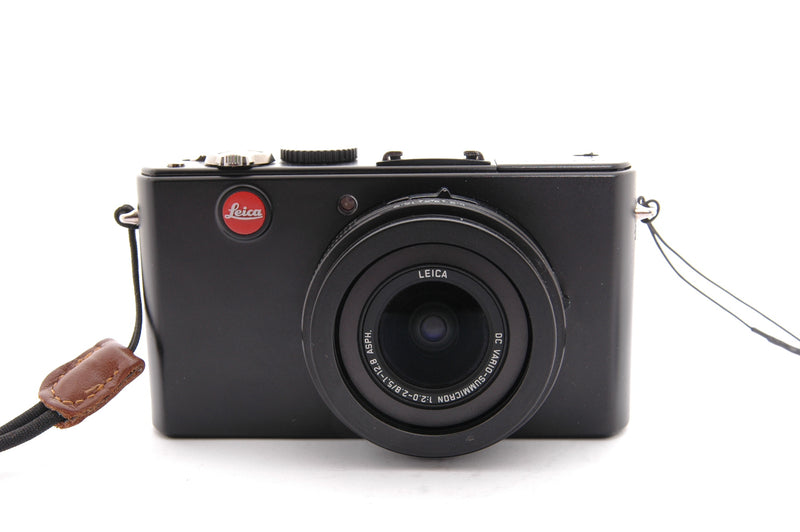 Used Leica D-Lux 4 Camera with Leather Case