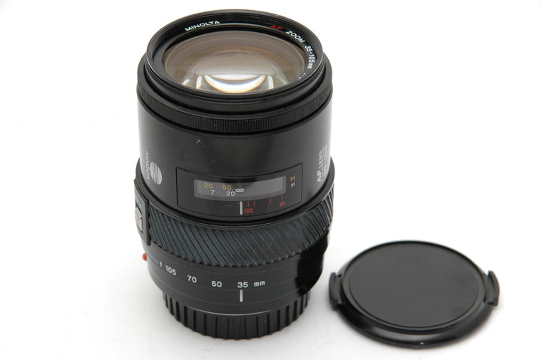 Used Minolta AF 35-105mm  f3.5-4.5  Minolta/Sony A  Lens Mount