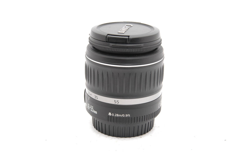 Used Canon EF-S 18-55mm f/3.5-5.6 IS II Lens