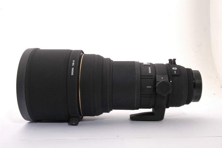 Used Sigma 300mm f/2.8 EX DG HSM for Nikon