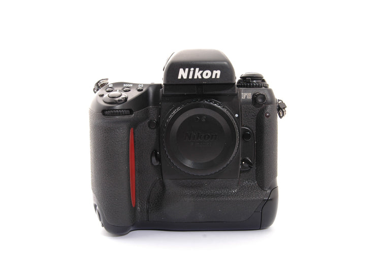 Used Nikon F5 35mm Film Camera - Black