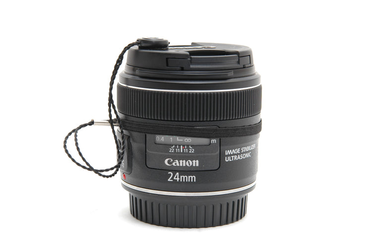 Used Canon EF 24mm f/2.8 IS USM Lens