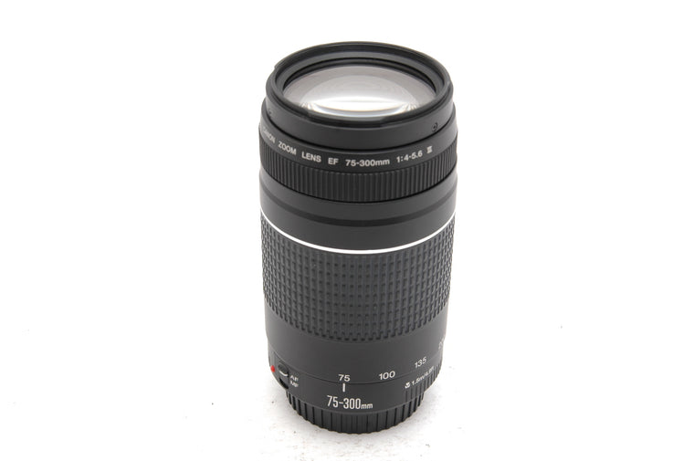Used Canon EF 75-300mm f/4-5.6 III Lens
