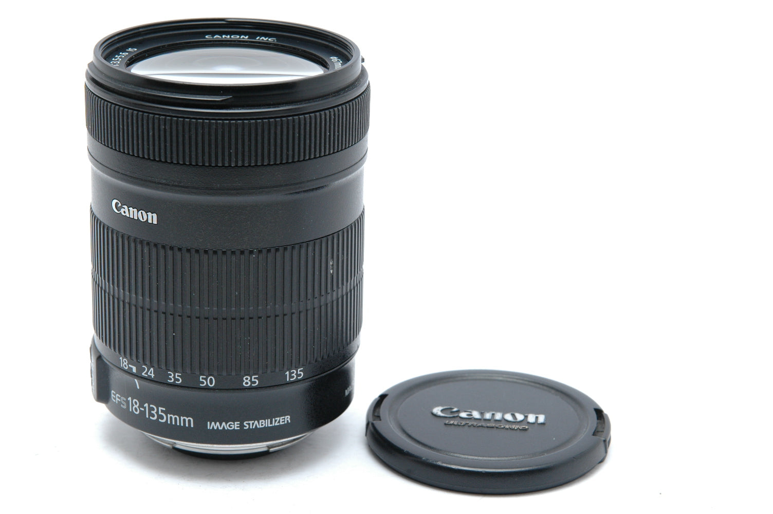 Used Canon EF-S 18-135mm f3.5-5.6 IS Zoom Lens - Faulty