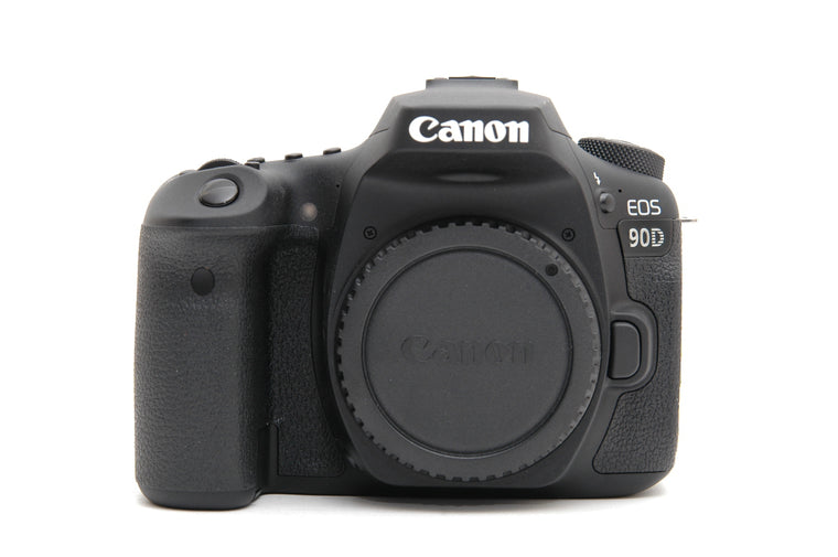 Used Canon EOS 90D Camera Body - Black