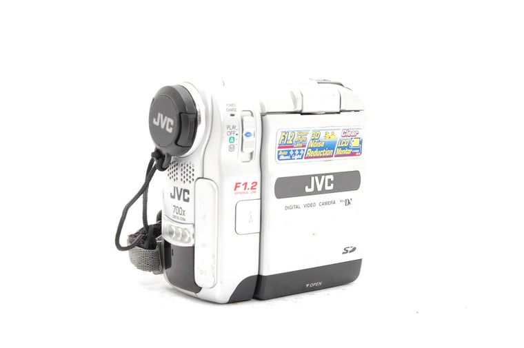 Used  JVC Digital Video Camera GR-DX67EK