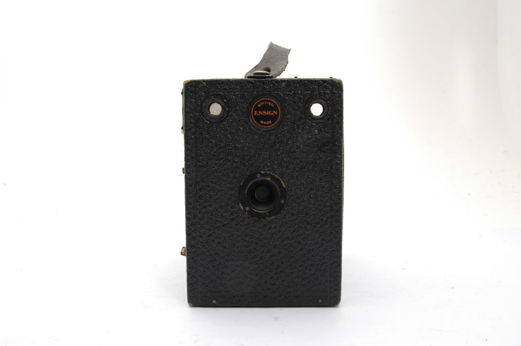 Used Ensign Box Camera