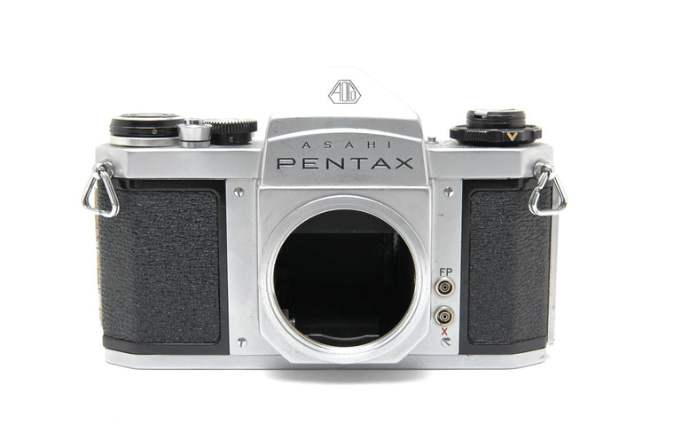 Used Pentax SV 35mm Film Camera - Faulty for Parts Only