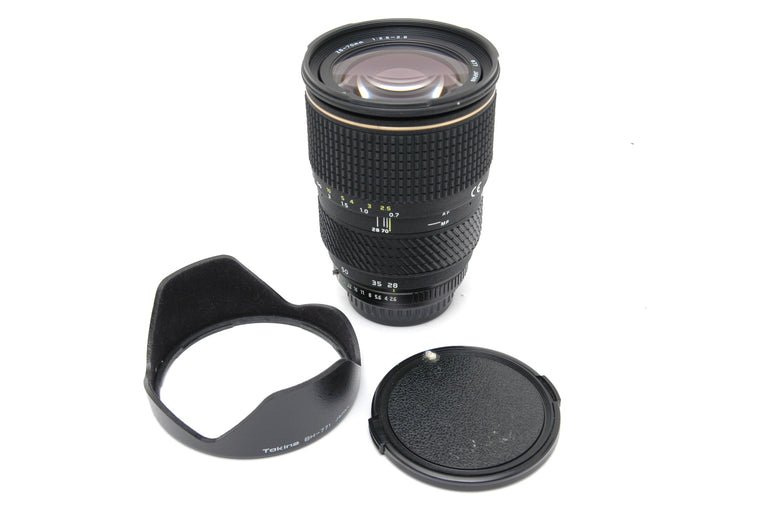 Used Tokina A 28-70mm f2.6-2.8 AT-X 270AF Pro II Lens for Pentax