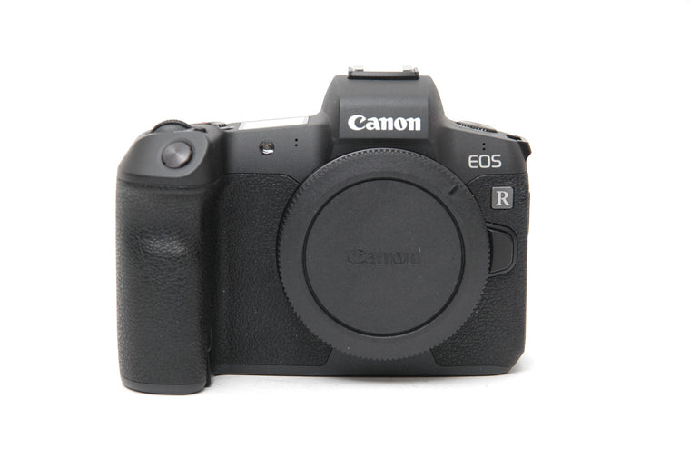 Used Canon EOS R Camera Body - Black