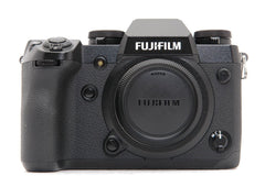 Used Model Fujifilm X-H1 Camera Body - Black