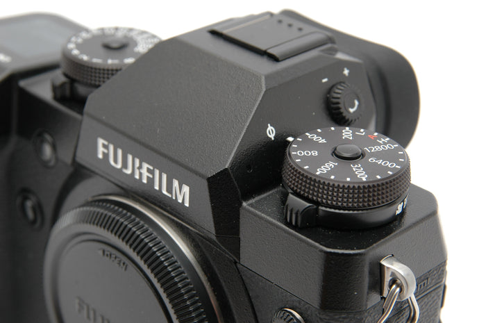 Demo Model Fujifilm X-H1 Camera Body - Black