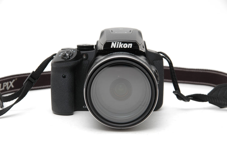 Used Nikon Coolpix P900 Bridge Camera - Black