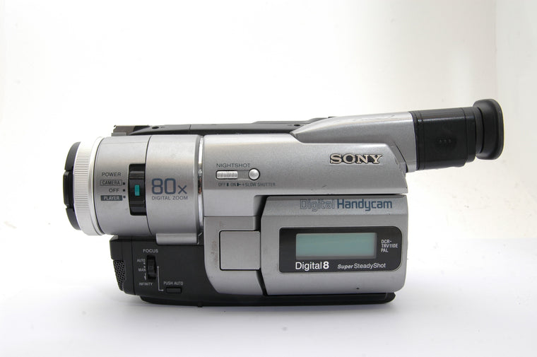 DISCONTINUED Used Sony DCR-TRV110E Digital Handycam (For Parts)