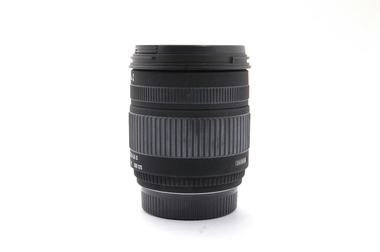 Used Sigma 18-125mm f/3.5-5.6 DC for Nikon