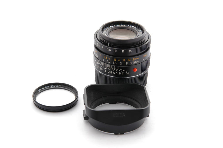 Used Leica 35mm f/2 Summicron-M ASPH Lens