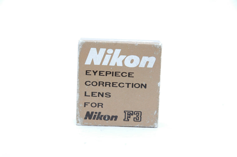 Used Genuine Nikon -3.0 Correction Eyeypiece Lens Diopter for F3