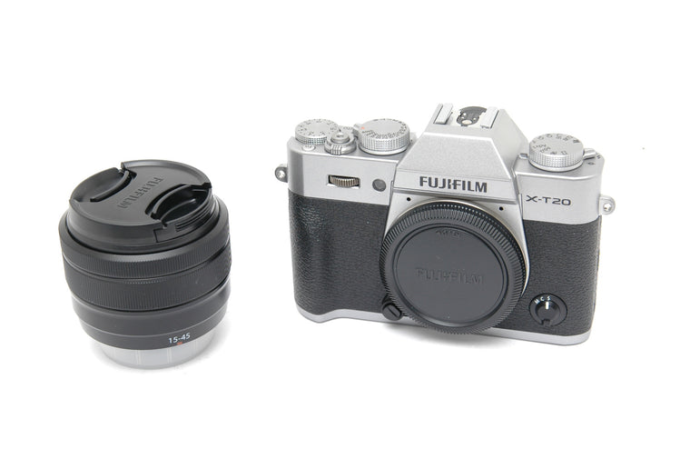 Used Fujifilm X Cameras – Cambrian Photography