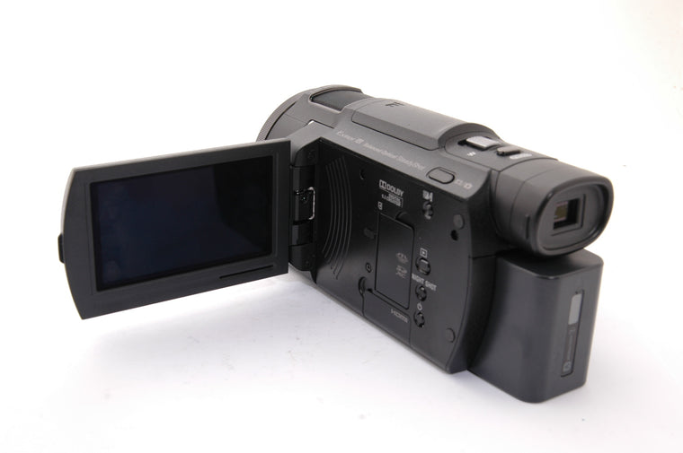 Used Sony Handycam FDR-AX33 Video Camera