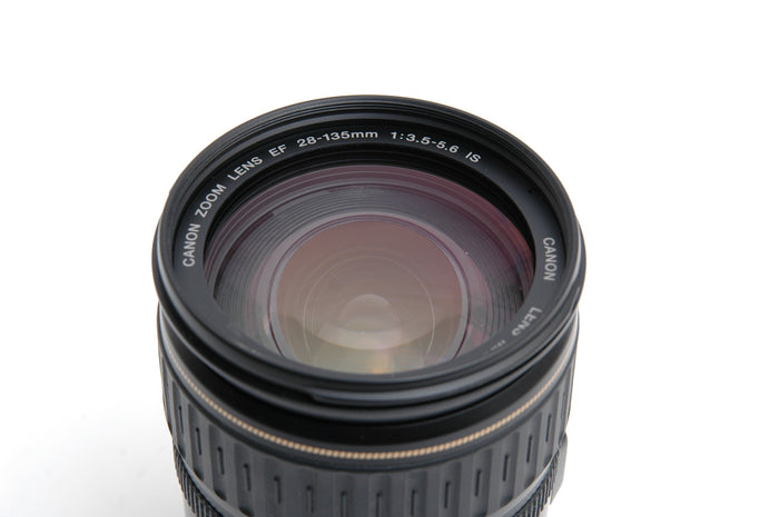 Used Canon EF 28-135mm f/3.5-5.6 IS USM Lens