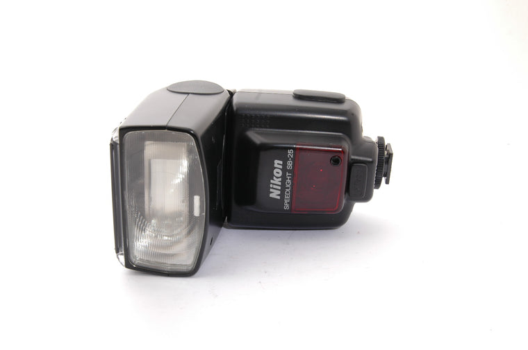 Used Nikon SB-25 Flash Speedlight
