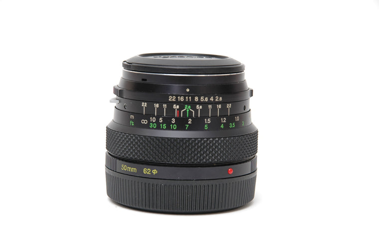 Used Bronica Zenzanon MC 50mm f2.8 Lens