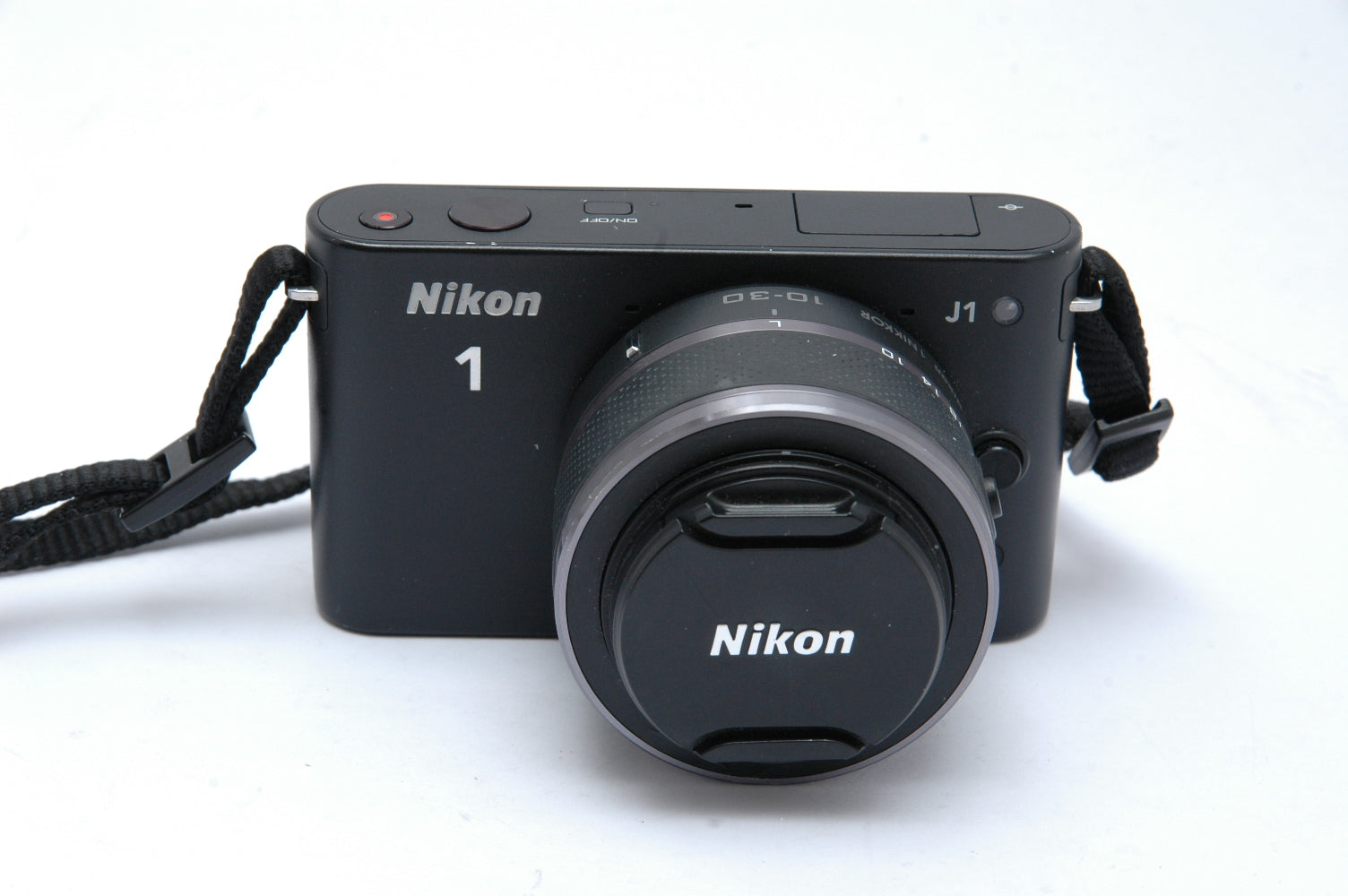 Used Nikon 1 J1 Digital Camera with 10-30mm Lens