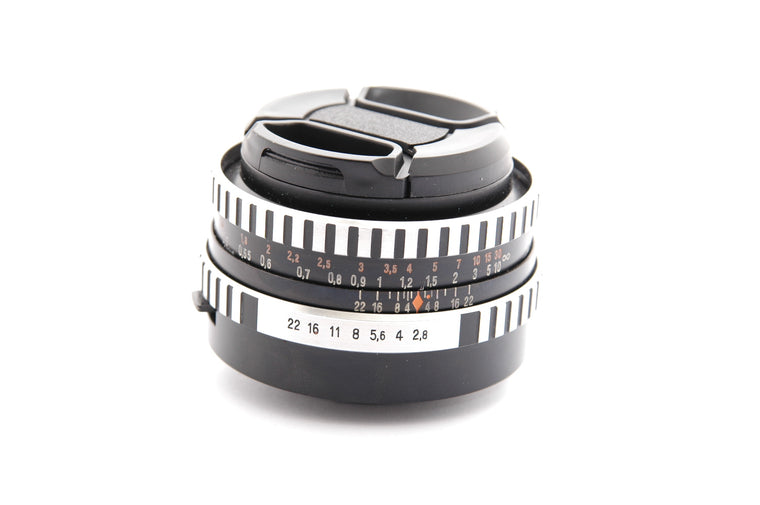 Used Carl Zeiss Jena Tessar 50mm f2.8 Lens for M42 Screw Mount