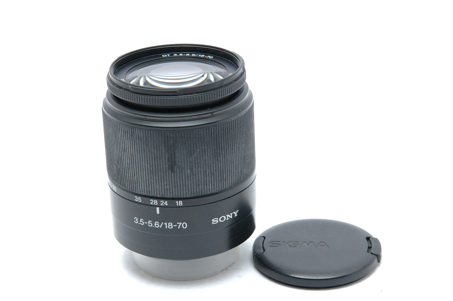 Used Sony 18-70 mm  f3.5-5.6 Zoom Lens for Sony A Mount