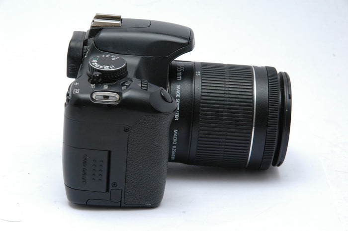 Used Canon 450D Digital SLR with 18-55mm Kit Lens