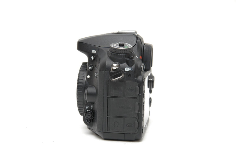 Used Nikon D7200 Camera Body - Black