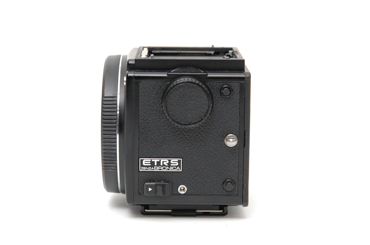 Used Bronica ETRS Camera Body