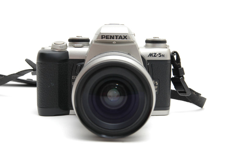 Used Pentax MZ-5N with 28-80mm f3.5-5.6