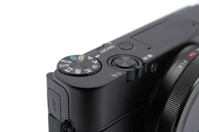 Used Sony RX100 M3 Mark III Digital Compact Camera Body