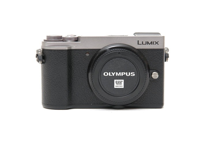 Used Panasonic Lumix DC-GX9 - Silver