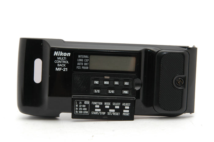 Used Nikon MF-21 Multi-Control Back