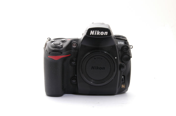 Used Nikon D700 Camera Body - Black