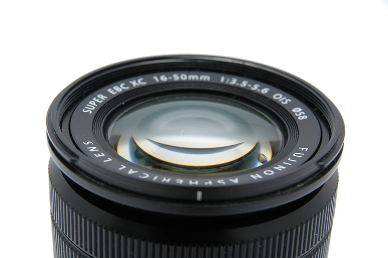 Used Fujifilm XC 16-50mm f3.5-5.6 OIS Lens
