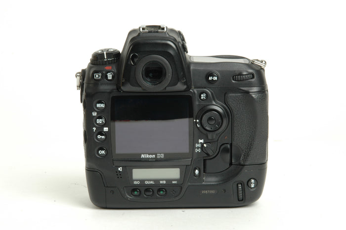 Used Nikon D3 Camera Body - Black
