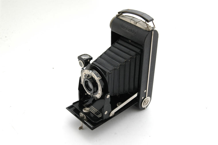 Used Kodak Six-20 Junior Folding Bellows Camera