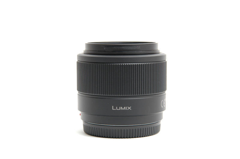 Used Panasonic Lumix G 25mm f/1.7 ASPH Lens