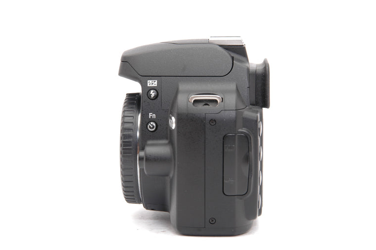 Used Nikon D60 Camera Body - Black