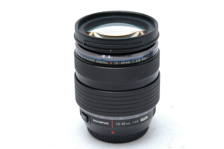 Used Olympus M.Zuiko 12-40 mm f/2.8 Pro Lens (Micro Four Thirds)