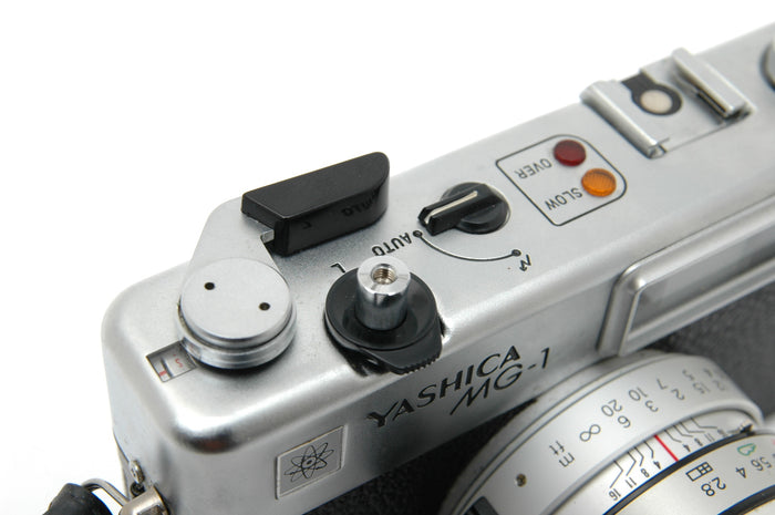 Used Yashica MG-1 35mm Rangefinder with 45mm f2.8 Lens