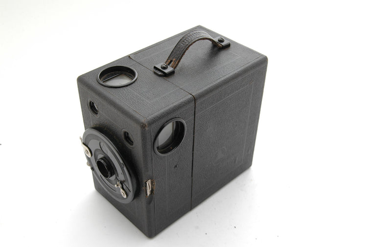 Used Ernemann 6x9 Film K Box Camera
