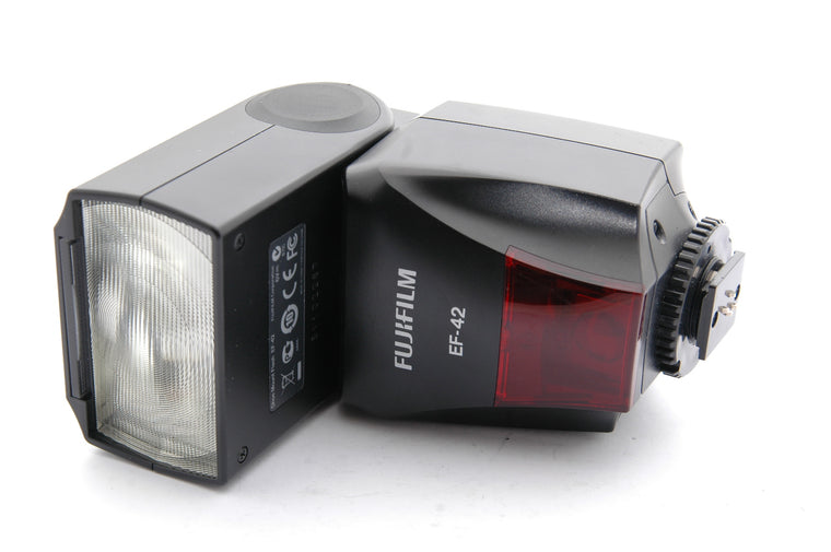 Used Fujifilm EF-42 TTL Flash