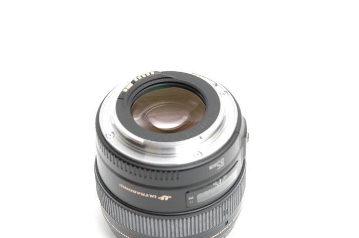 Used Canon EF 85mm f/1.8 USM Lens