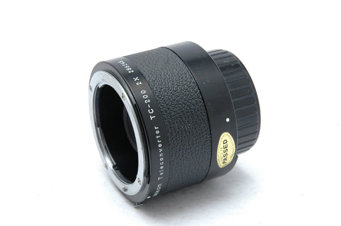 Used Nikon TC-200  Teleconverter for Nikon  Mount