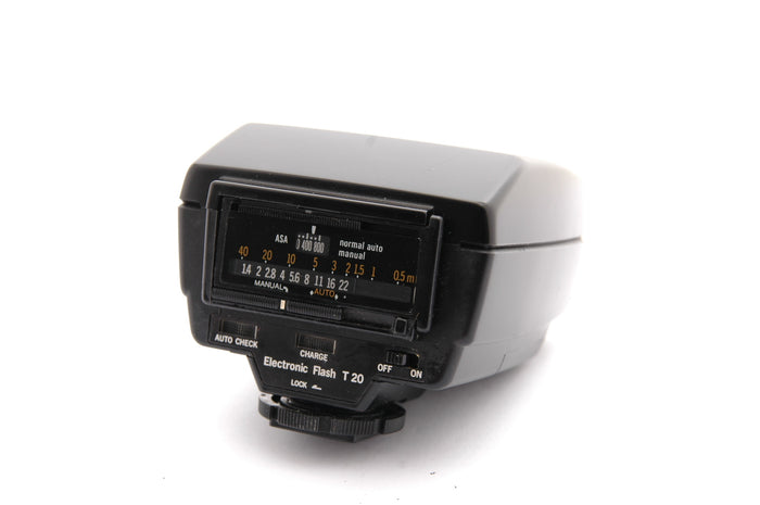 Used Olympus T20 Electronic Flash