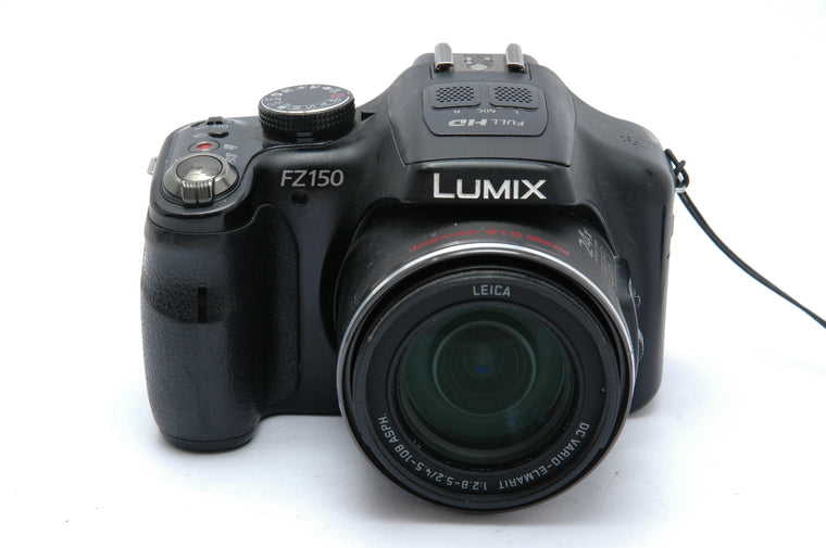 Used Panasonic Lumix FZ150 Digital Bridge Camera